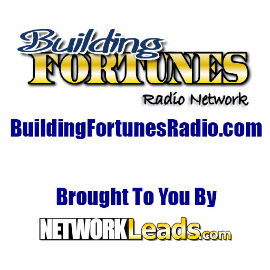 Peter Mingils announces MLM Charity for Network Marketing Charities on Building Fortunes Radio a product of NetworkLeads offer Marketing